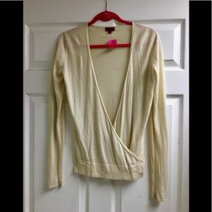Hugo Hugo boss light beige sweater size M